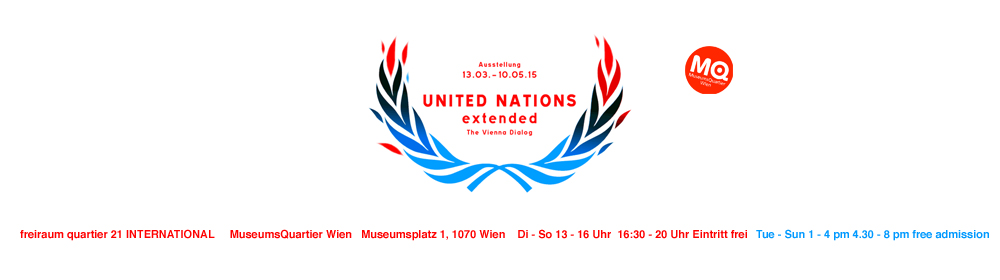 UNITED NATIONS extended The Vienna Dialog 13.03 - 10.05.2015